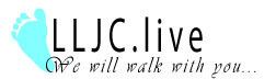 LLJC.live logo | We will walk with you | Online Counseling Portland, Oregon | Phone Therapy | Telehealth